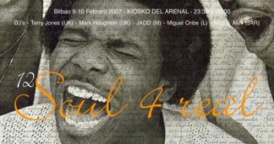 SOUL4REAL FEBRERO 2007